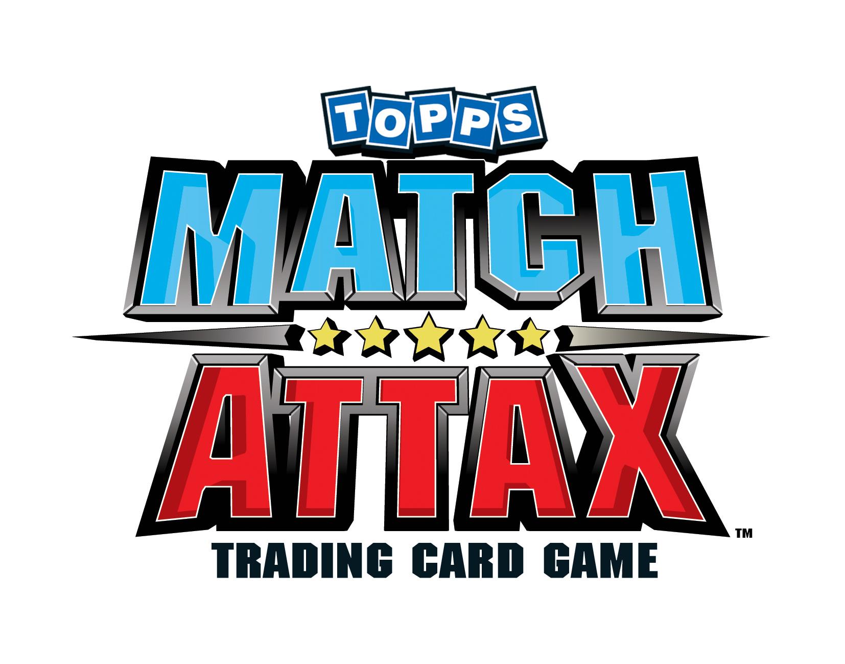 Match Attax   Card Design