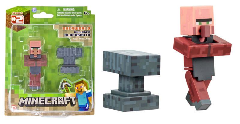 Minecraft Images Toys Minecraft Toys Blacksmith