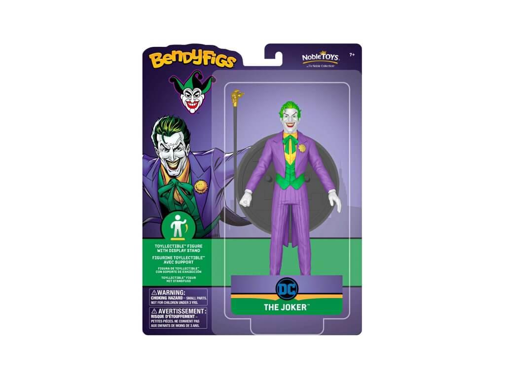 DC COMIC - Bendy Figure- Joker
